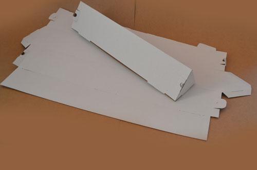 אריזות למשלוח בדואר - משולשים למשלוח מפות, מסמכים, תמונות