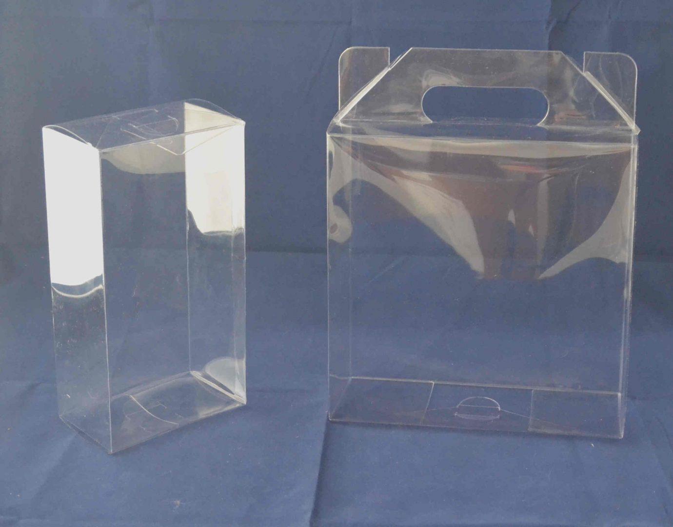 קופסאות PVC